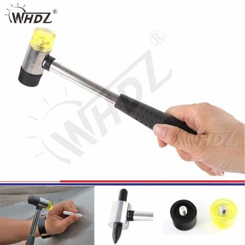 Рихтовочный набор инструментов для кузовного ремонта вмятин без покраски авто