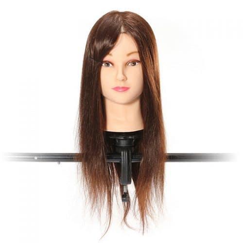 Штатив зажим держатель регулируемый для парикмахерской учебной головы манекена с креплением к столу