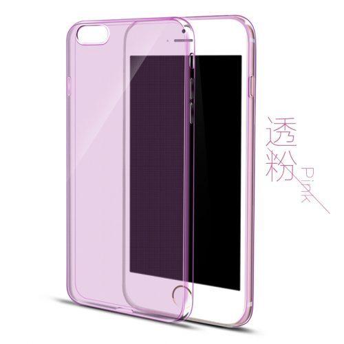 Силиконовый прозрачный чехол бампер накладка задняя крышка на все модели Айфона (iPhone)