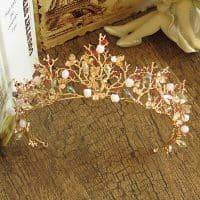 Свадебные диадемы украшение для волос