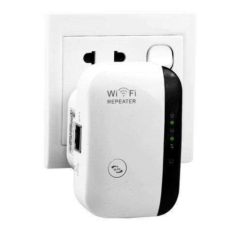 Усилитель сигнала WI-FI ретранслятор 802.11n/b/g, 300 Мбит Wireless