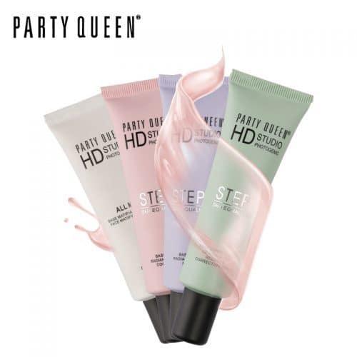 Выравнивающая матирующая основа-база-праймер под макияж Party Queen