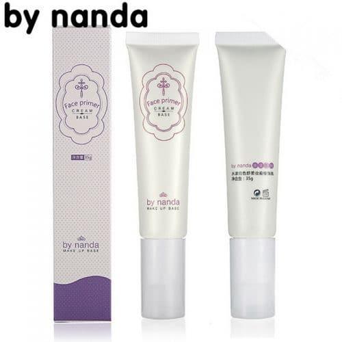 Выравнивающая отбеливающая увлажняющая основа-база-праймер под макияж By Nanda