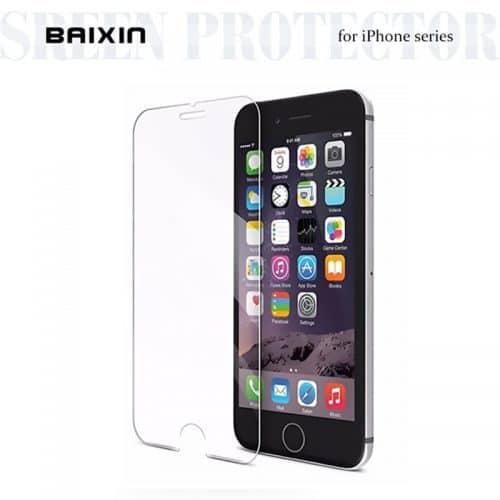 Закаленное защитное стекло-протектор для Apple iPhone 4, 4s, 5, 5s, 5c SE 6, 6s plus, 7 plus