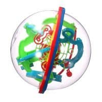 3D игрушка головоломка шар лабиринт