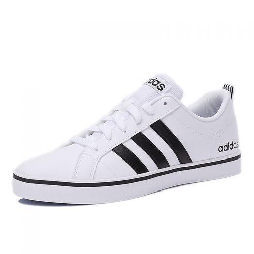 Adidas NEO Label кроссовки кеды мужские белые