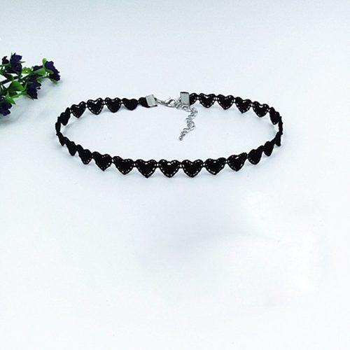 Ажурный чокер ожерелье украшение на шею