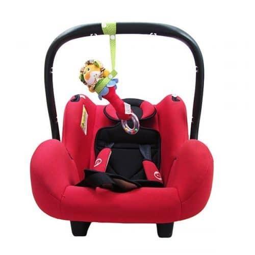 Держатель-ремень для игрушек в детскую коляску