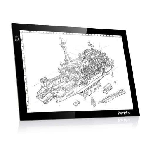 Графический планшет A4 Parblo Huion L4S