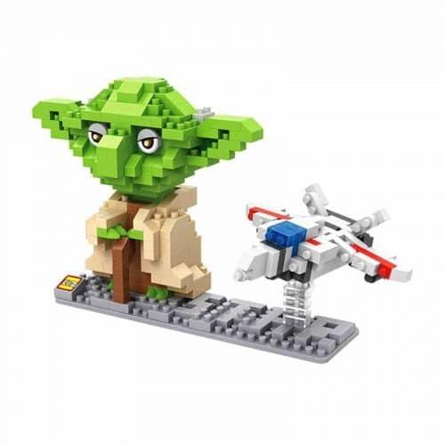 Конструктор лего LOZ Звездные войны (Star Wars)