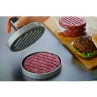 Металлическая пресс форма для мяса, формирования котлет диаметр 12 см