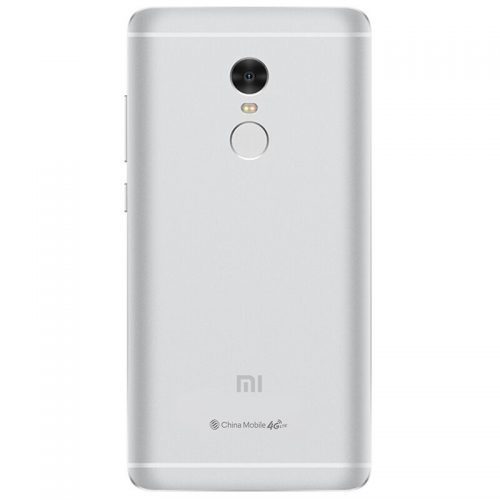 Мобильный телефон смартфон Xiaomi Redmi Note 4 Pro 5.5″ 3 ГБ + 64 ГБ FHD FDD LTE 4100 mAh