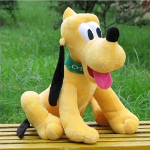 Мягкая плюшевая игрушка собака Гуфи