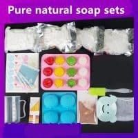 Набор для мыловарения для начинающих с 1 кг основы для мыла