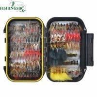 Набор мушек приманок для нахлыста для зимней рыбалки