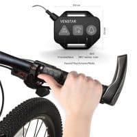 Портативный водонепроницаемый Bluetooth динамик мини-колонка для велосипеда FM-радио VENSTAR S404