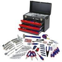 Профессиональный набор инструментов 408 шт. WORKPRO