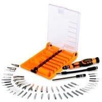 Профессиональный набор инструментов для ремонта мелкой техники JAKEMY