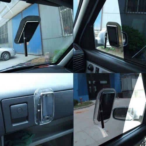Противоскользящий (нескользящий) коврик для авто машины для телефона на приборную панель