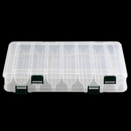 Рыболовный пластиковый ящик для приманок