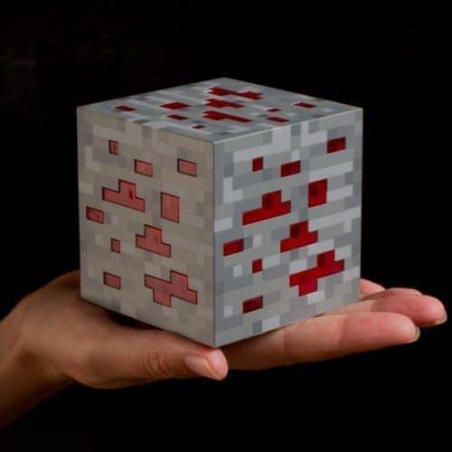 Светильник Джека из Minecraft