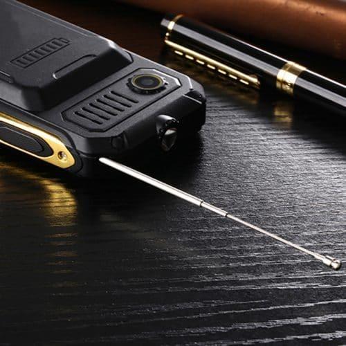 Телефон с фонариком Yepen с FM, 2800 мАч, dual SIM, mp3/mp4, ТВ