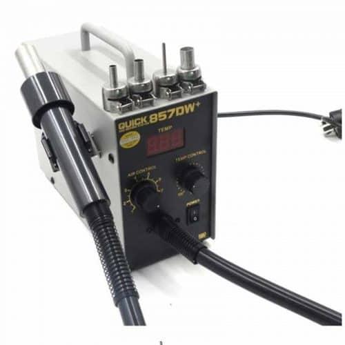 Термовоздушная паяльная станция с феном QUICK 857DW+ SMD