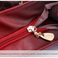 Топ 12 самых популярных сумок на плечо на Алиэкспресс в России 2017 - место 4 - фото 1