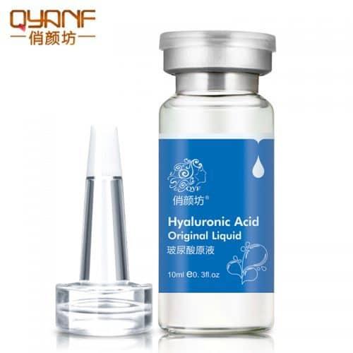 Увлажняющая сыворотка с гиалуроновой кислотой QYF 10 мл