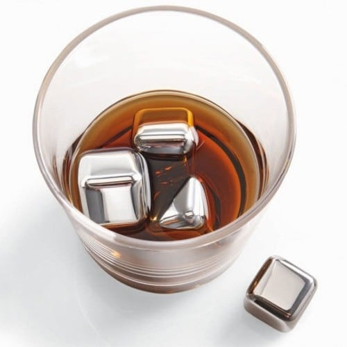 Вечный лед стальные камни для охлаждения виски 10 шт.