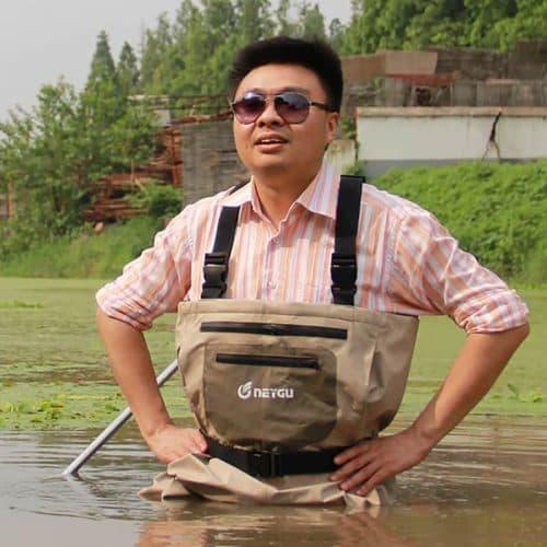 Вейдерсы комбинезон сапоги рыболовный водонепроницаемый костюм для рыбалки