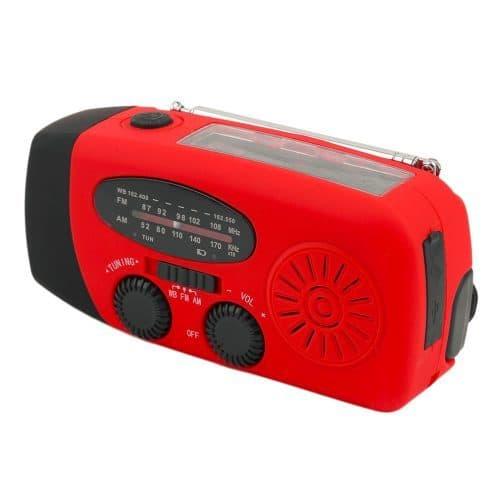 3 в 1 динамо машина-генератор для зарядки телефона, фонарик, радио