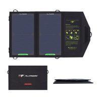 ALLPOWERS портативное зарядное устройство на солнечной батарее 10 Вт