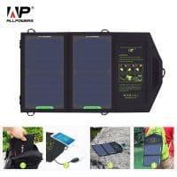 Power bank (портативные зарядные устройства) с солнечными панелями на Алиэкспресс - место 4 - фото 1