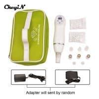 Аппарат для алмазной микродермабразии, пилинга и чистки лица в домашних условиях