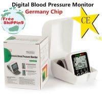 Автоматический тонометр на запястье (Прибор для измерения артериального давления)