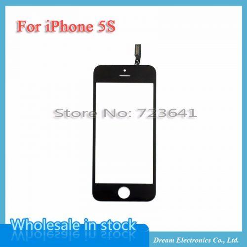 Черные и белые сенсорные панели-экраны для iPhone 4, 5, 6 + инструменты