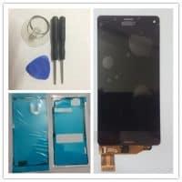 Черные и белые сенсорные панели-экраны для Sony Xperia z3, d5803, d5833 + инструменты и клей