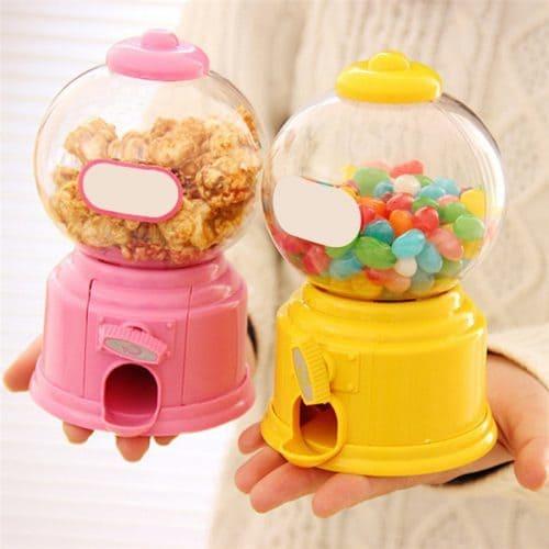 Детская игрушка конфетная копилка диспенсер мини-автомат