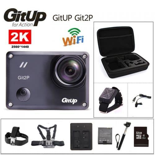 Экшн камера Git Up Git2 Ultra HD 2 К