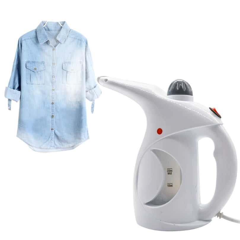 ... Электрический паровой утюг-отпариватель для вертикальной глажки одежды  TINTON LIFE b15dd45e677ba
