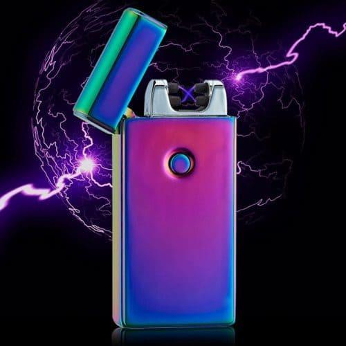 Электронная беспламенная зажигалка с usb зарядкой