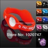 Энергетический силиконовый браслет для спорта Power Balance
