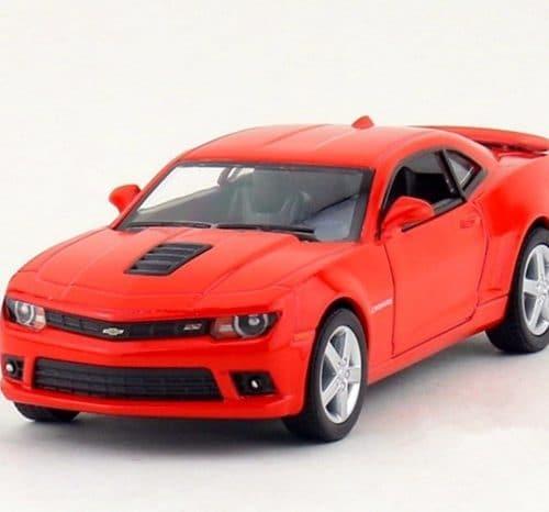 Игрушка модель автомобиля Chevrolet Camaro (1:36)