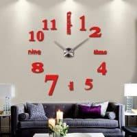 Подборка оригинальных настенных часов на Алиэкспресс - место 20 - фото 4