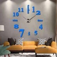 Подборка оригинальных настенных часов на Алиэкспресс - место 20 - фото 5