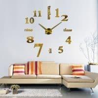 Подборка оригинальных настенных часов на Алиэкспресс - место 20 - фото 8