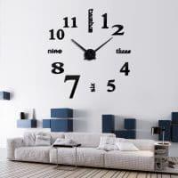 Подборка оригинальных настенных часов на Алиэкспресс - место 20 - фото 9