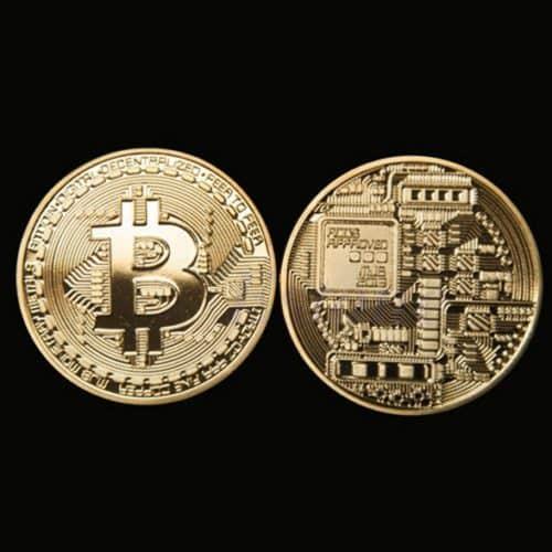 Коллекционные монеты Bitcoin