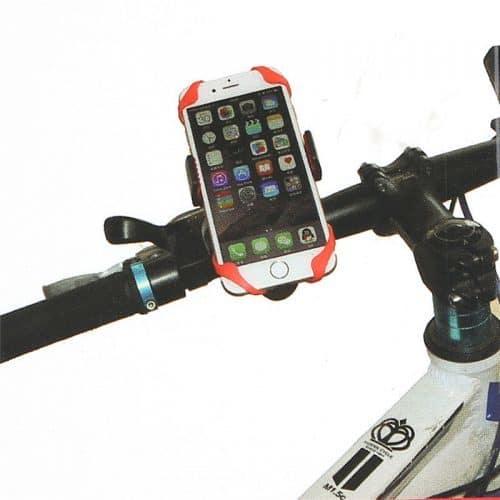 Крепление держатель для мобильного телефона на руль велосипеда